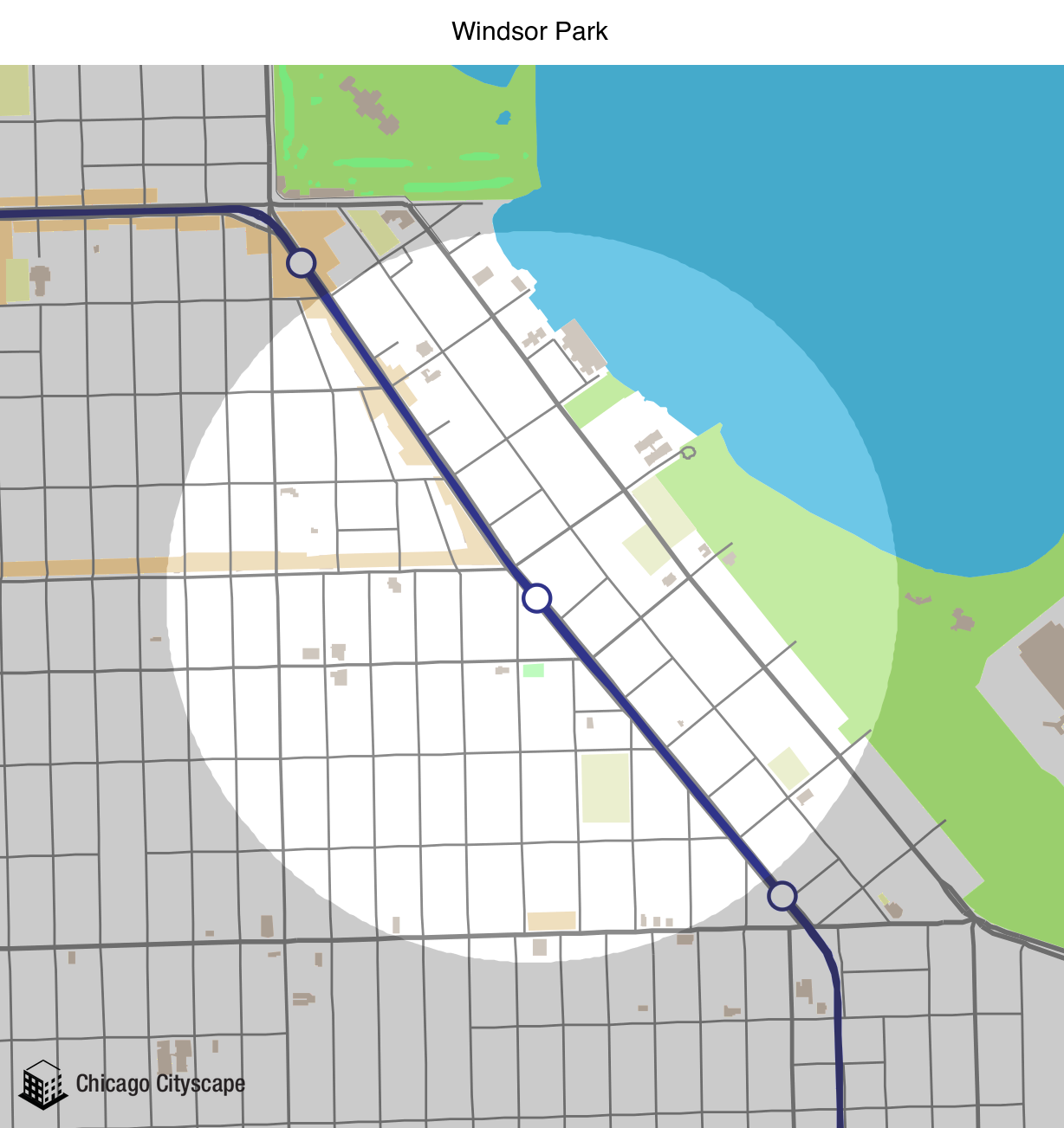Metra Rail Station - Map of building projects, properties, and ...
